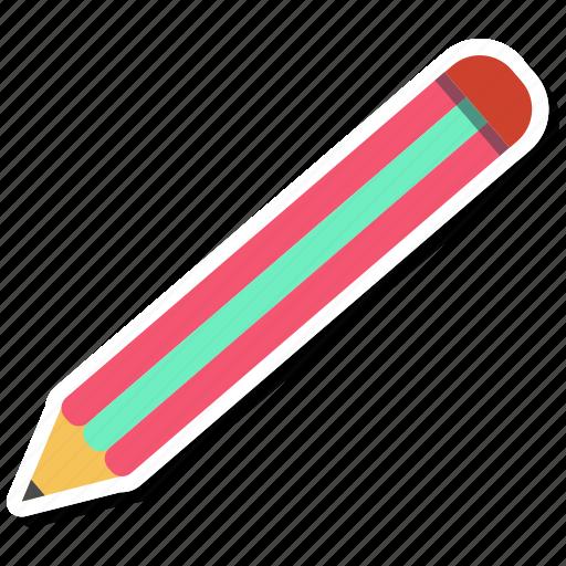 draw, edit, pencil, pencils, write icon