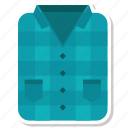 clothing, shirt, t-shirt, tshirt icon