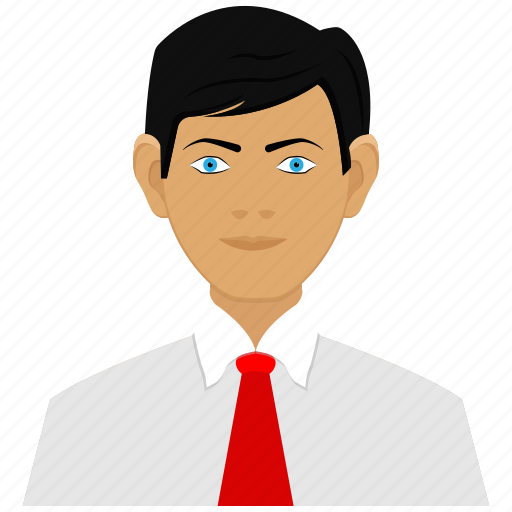 avatar, business man, man, people, person icon