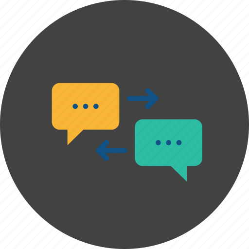 advice, chat, communication, conversation, customer, help, support icon
