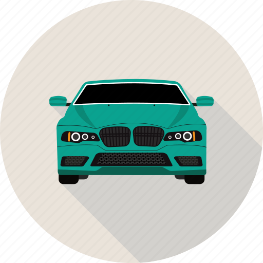 automobile, car, luxury car, luxury vehicle, vehicle icon