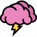 brainstorm, business, finance, idea, innovation icon
