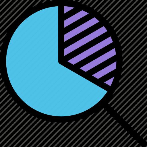 analysis, business, data, database, finance, seo icon
