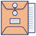 document, file, office icon