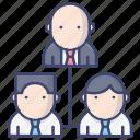 leader, management, staff, team