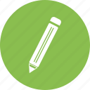 pen, pencil, write, writing icon