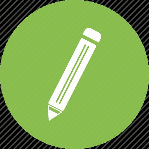 pen, pencil, write, writing icon