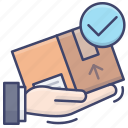 delivery, express, package, purchase icon