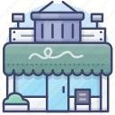 local, shop, shopping, store icon