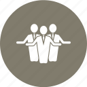 customer, human, office team, person, team work, users icon