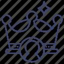 crown, member, premium, vip