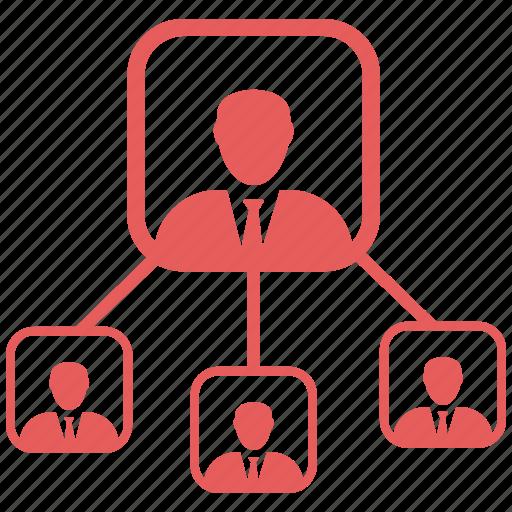 Group, team, team lead, teamwork icon - Download on Iconfinder