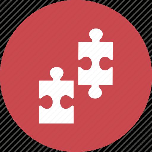 parts, puzzle icon