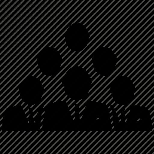 avatar, business, businessman, entrepreneur, team, team work icon