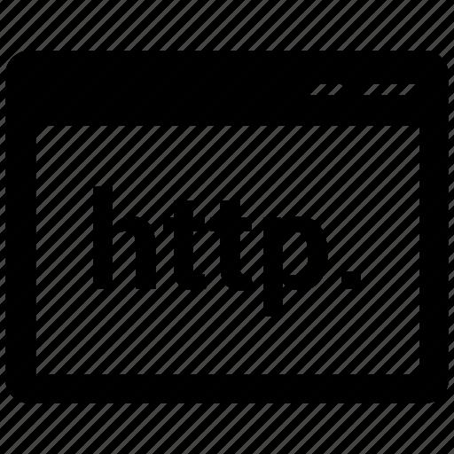 http., ui, web design, webdesign icon