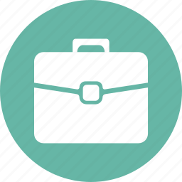 bag, business, finance, office bag icon