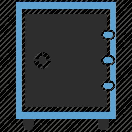 Bank, locker, safe, vault icon - Download on Iconfinder
