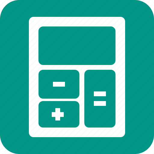 Calculate, calculator, count, electronic, financial, mathematics icon - Download on Iconfinder