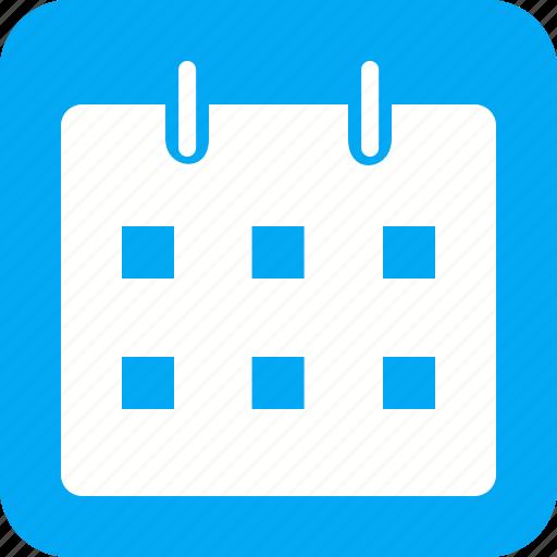 calendar, day, diary, month, organizer, schedule, year icon