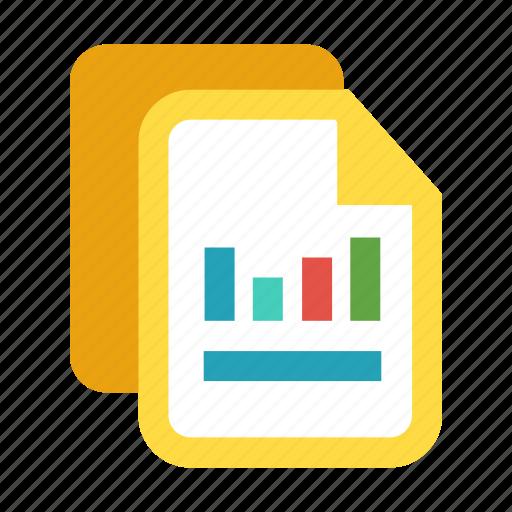 balance sheet, documents, ledger, record, report icon