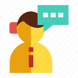 client service, customer service, help line, information, troubleshooting icon