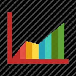 chart, diagram, figure, graphic, representation icon