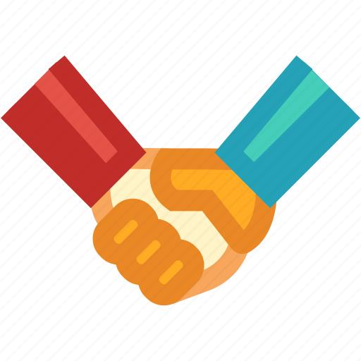 agreement, cooperation, gesture, partnership, shake hands icon