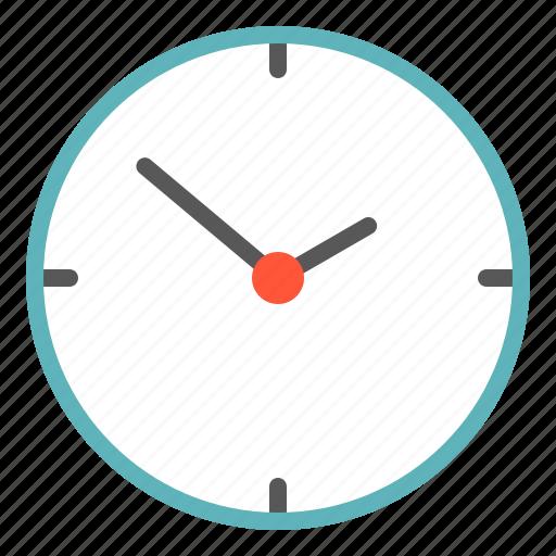 clock, commerce, e, time icon
