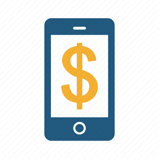 business, dollar, information, management, phone icon