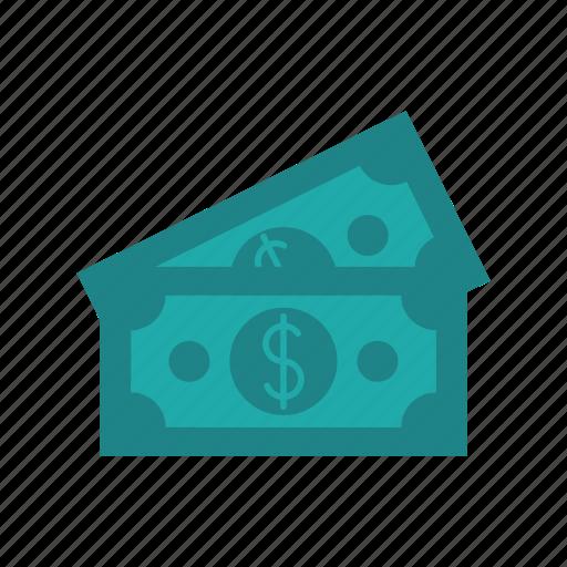 business, dollar, information, management, money icon