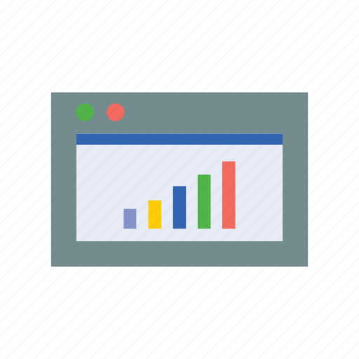 business, graph, information, management, upwords icon