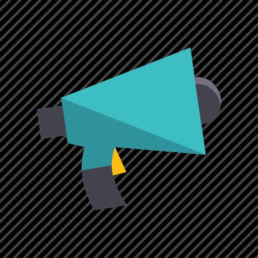 business, information, management, speaker icon