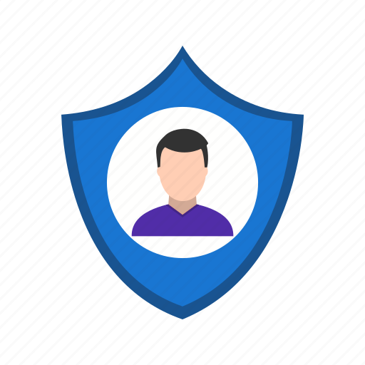 business protection, protection, security, shield icon