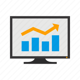 business, growth, profit, promotion icon