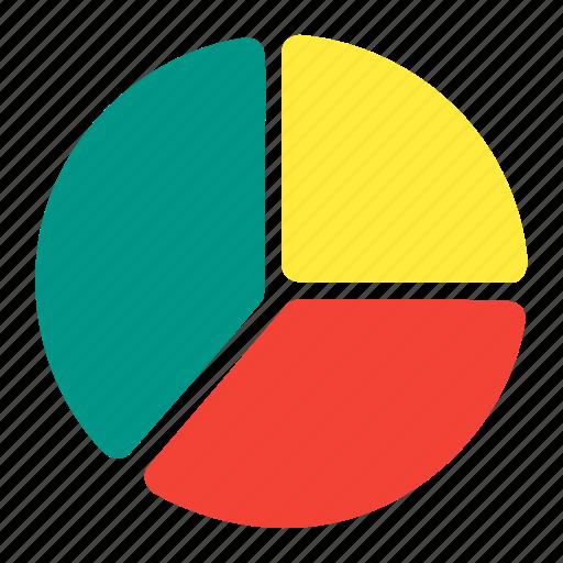 business, data, diagram, pie icon