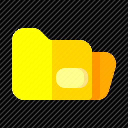 business, file, folder, task icon