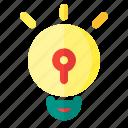 business, creative, creativity, ideas, lamp