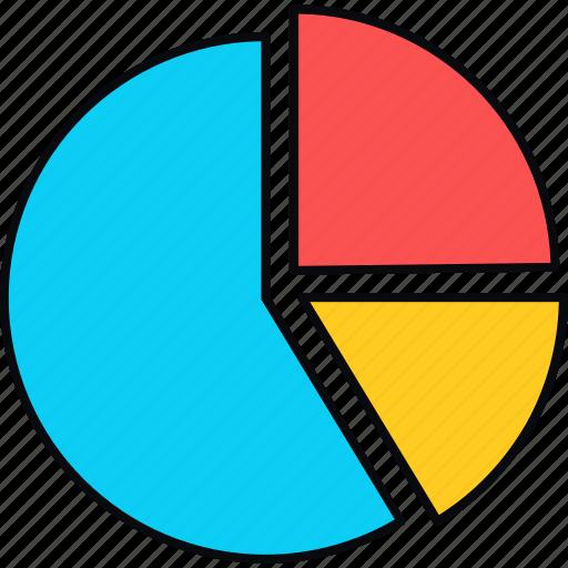 analysis, analytics, diagram, graph, pie, presentation icon