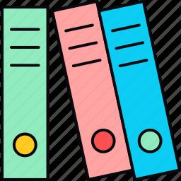 address, book, books, file, history, record, records icon