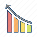 analysis, optimization, perfomance, productivity, seo icon