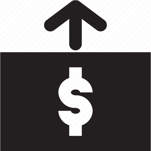 business, dollar icon