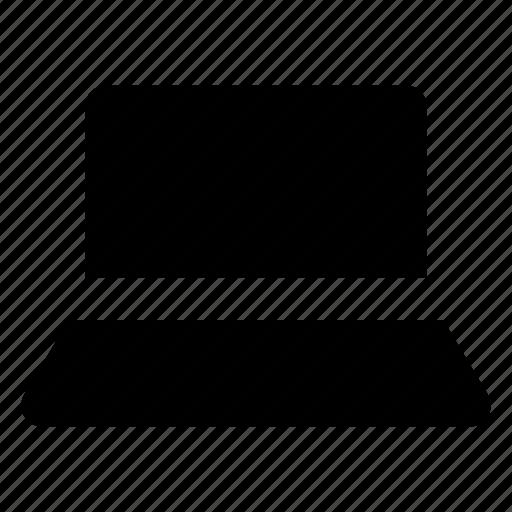 computer, device, gadget, laptop icon