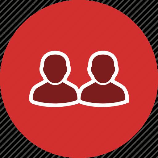 person, profile, users icon