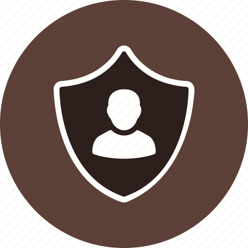 business protection, security, shield icon