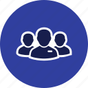 group, group leader, leader of group, users icon