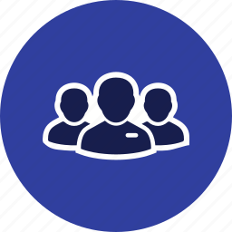 group leader, hierarchy, leader of group, users icon