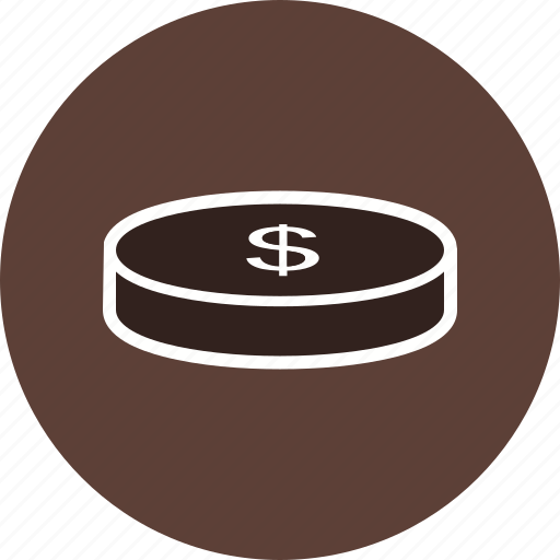 cash, coin, currency, dollar, financial icon