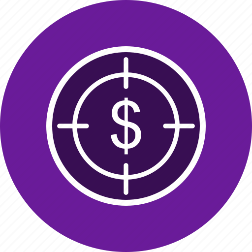 aim, business, target icon