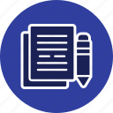 document, documentation, documents icon
