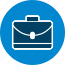 briefcase, documents, portfolio icon
